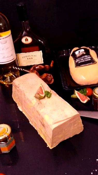 Foie gras fb